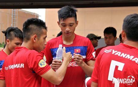 U22 Viet Nam can doi cac bai tap truoc SEA Games 29 - Anh 15