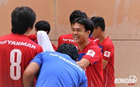 U22 Viet Nam can doi cac bai tap truoc SEA Games 29 - Anh 3