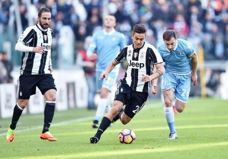 Doi hinh ket hop Juve - Lazio: Thanh Turin ap dao - Anh 10