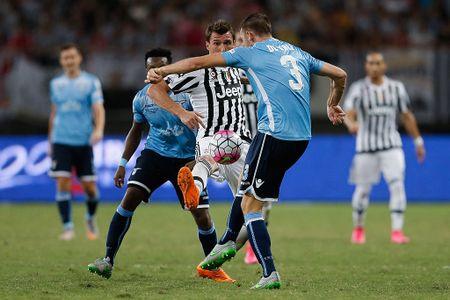 Doi hinh ket hop Juve - Lazio: Thanh Turin ap dao - Anh 4