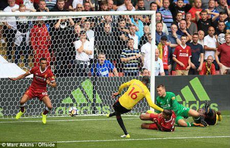 Chi tiet Watford - Liverpool: Ket cuc qua 'giat gan' (KT) - Anh 5