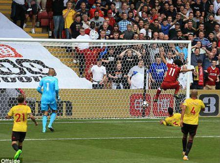 Chi tiet Watford - Liverpool: Ket cuc qua 'giat gan' (KT) - Anh 8
