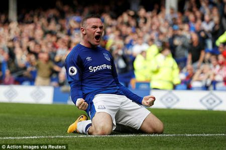 Chi tiet vong 1 Ngoai hang Anh: Everton - Rooney bao toan thanh qua (KT) - Anh 4
