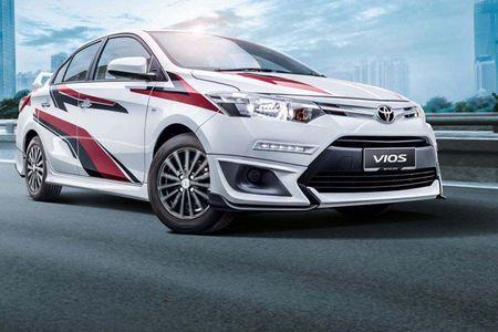 Soi 'Xe hop' Toyota Vios Sports Edition 2017 gia 452 trieu - Anh 9