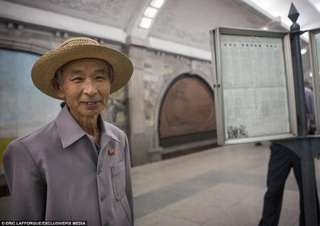 Ben trong he thong tau dien ngam co the kiem ham chong hat nhan cua Trieu Tien - Anh 4