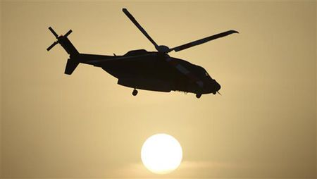Roi truc thang o Yemen, 4 binh si UAE thiet mang - Anh 1