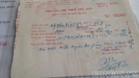Vu tranh chap dat o Binh Dai-Ben Tre: Co co so cap so do cho nhung ho dan bi doi dat - Anh 5