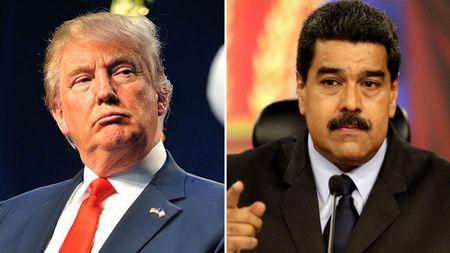 Bi My de doa can thiep quan su, Venezuela cho la 'hanh dong dien ro' - Anh 1