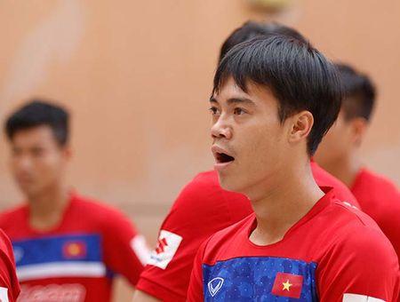 SEA Games 29: Cong Phuong - Tuan Anh 'luyen cong tren troi' - Anh 2