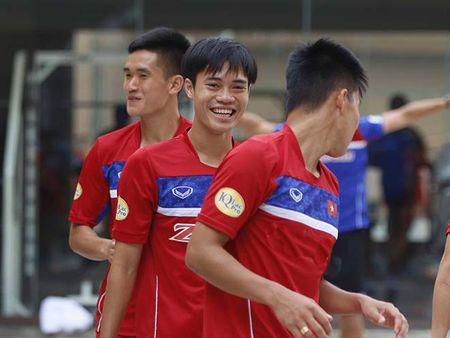 SEA Games 29: Cong Phuong - Tuan Anh 'luyen cong tren troi' - Anh 5