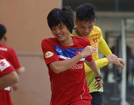 SEA Games 29: Cong Phuong - Tuan Anh 'luyen cong tren troi' - Anh 6