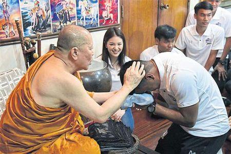 U22 Thai Lan san sang dau U22 Viet Nam: Suc manh su thay Leicester - Anh 1