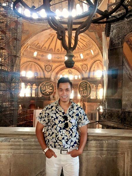 Sau khi doat quan quan, Nguyen Khang khoe hinh 'du hi' Tho Nhi Ky - Anh 6