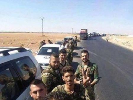 Quan doi Syria tang cuong luc luong, chuan bi tran danh lon o Aleppo - Anh 1