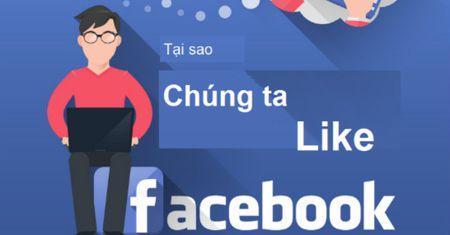 Tai sao chung ta 'like' Facebook? - Anh 1