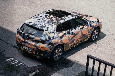 SUV Coupe BMW X2 hoan toan moi 'khoac' camo xuong pho - Anh 5