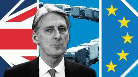 Nuoc Anh huong toi kich ban Brexit 'mem' - Anh 1