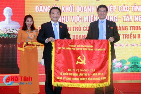 Dang uy Khoi Doanh nghiep mien Trung – Tay Nguyen dong hanh cung doanh nghiep - Anh 3