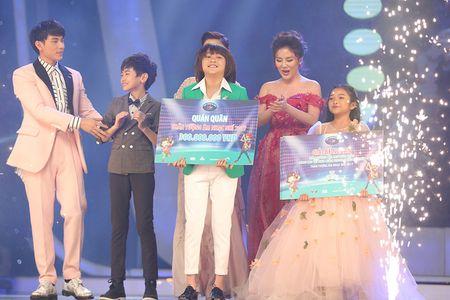 Hanh trinh Thien Khoi gianh quan quan Vietnam Idol Kids 2017 - Anh 1