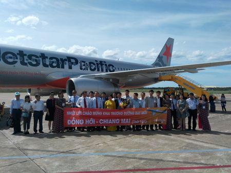 Gan 5.000 hanh khach dang ky mua ve duong bay moi Quang Binh va Chiang Mai (Thai Lan) - Anh 2