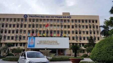 Dai hoc Su pham Ha Noi tai bo nhiem Truong khoa vi pham? - Anh 1
