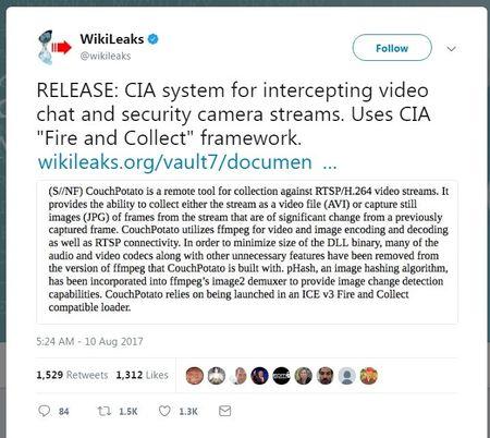 Coi chung, CIA co the bi mat dieu khien may tinh, camera cua ban - Anh 2