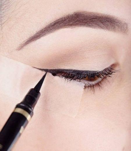 6 cach ke eyeliner nang nao cung nen thuoc nam long - Anh 2