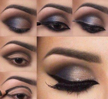 6 cach ke eyeliner nang nao cung nen thuoc nam long - Anh 4