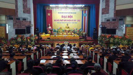 Phat Giao Ha Giang chung suc xay dung que huong - Anh 1