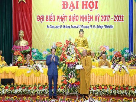 Phat Giao Ha Giang chung suc xay dung que huong - Anh 2
