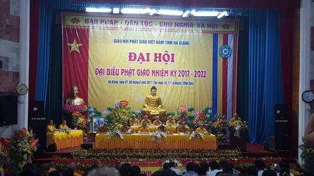 Phat Giao Ha Giang chung suc xay dung que huong - Anh 3