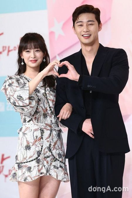 Park Seo Joon noi ve chuyen hen ho voi Kim Ji Won - Anh 1