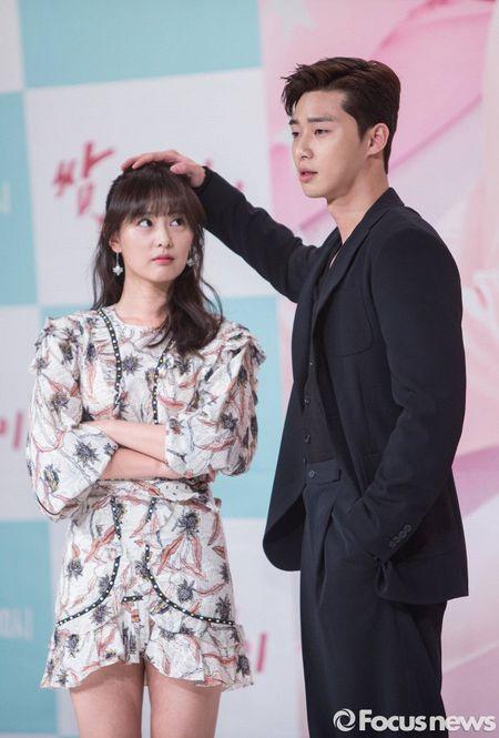 Park Seo Joon noi ve chuyen hen ho voi Kim Ji Won - Anh 2