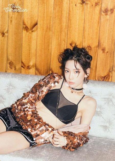 Taeyeon (SNSD) lan dau tham du su kien am nhac quoc te voi tu cach nghe si solo - Anh 5