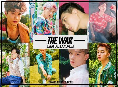 Sau 'The War', EXO chinh thuc tro thanh 'Ong hoang doanh so' Kpop - Anh 1
