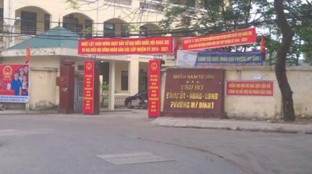 Ha Noi: Nu Bi thu phuong dieu hanh duong day lo de hon 4 ty dong - Anh 1