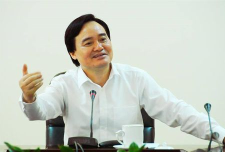 Xin hien ke cho Bo truong Phung Xuan Nha - Anh 1