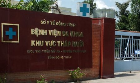 De nghi truy to 4 cuu can bo BV Thap Muoi - Anh 1