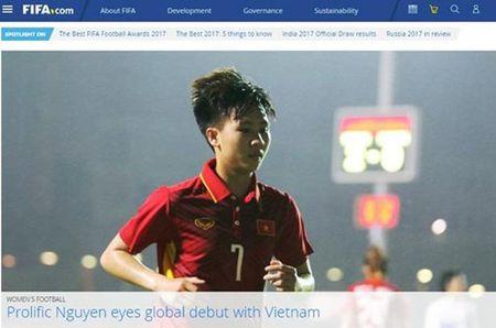 Trang chu FIFA co Tuyet Dung - Anh 1