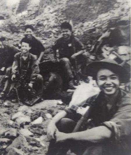 To chuc va su dung luc luong tac chien linh hoat bao ve vung giai phong Quang Tri - Anh 1