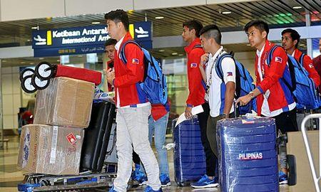 U22 Philippines manh mieng dat muc tieu vao ban ket SEA Games - Anh 1