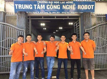 Doi tuyen Robocon Viet Nam da san sang cho ABU Robocon 2017 - Anh 1