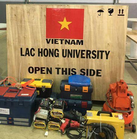 Doi tuyen Robocon Viet Nam da san sang cho ABU Robocon 2017 - Anh 2