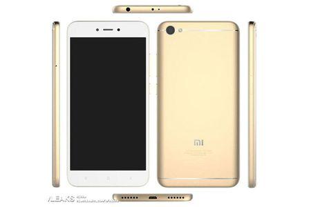 Lo hinh anh, cau hinh, gia ban Xiaomi Redmi Note 5A - Anh 1