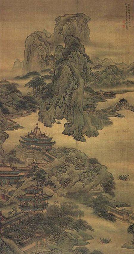 Cung A Phong, noi han ngan doi cua Tan Thuy Hoang - Anh 1