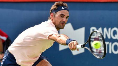 TENNIS ngay 12/8: Federer 'toc hanh' vao Ban ket Rogers Cup. Zverev tu tin vuot mat 'Big Four' - Anh 1