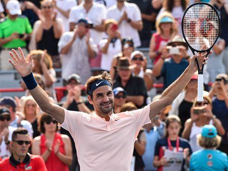 TENNIS ngay 12/8: Federer 'toc hanh' vao Ban ket Rogers Cup. Zverev tu tin vuot mat 'Big Four' - Anh 2