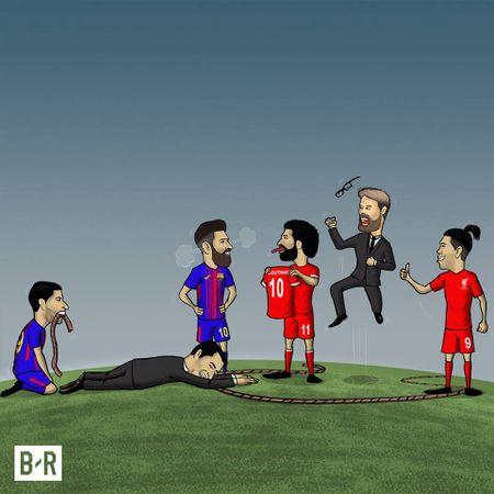 Biem hoa 24h: Arsenal mo man Premier League 'chat' nhu Bphone 2017 - Anh 13