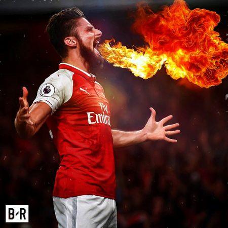 Biem hoa 24h: Arsenal mo man Premier League 'chat' nhu Bphone 2017 - Anh 7