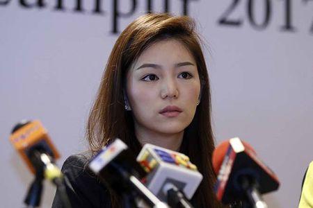 Nu truong doan xinh dep U22 Thai Lan het loi khen U22 Viet Nam - Anh 1